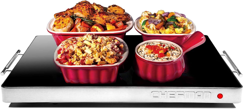 超实用电动加热托盘,饭菜再也不怕放凉了