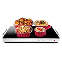 Chefman Electric Warming Tray with Adjustable Temperature Control, Perfect For Buffets...
