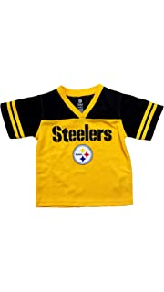 a6934080ef9 Amazon.com   NFL Toddler Ben Roethlisberger Pittsburgh Steelers ...