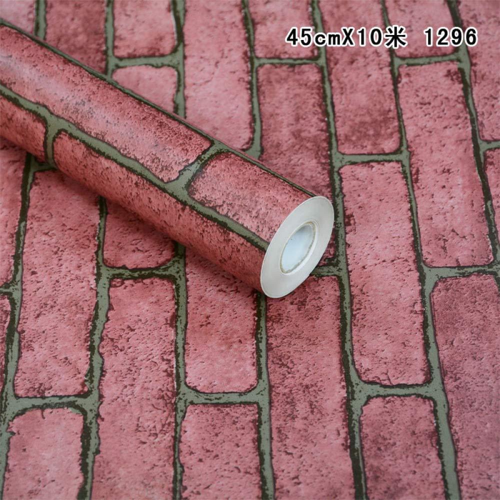 Papel Pintado Autoadhesivo de PVC Dormitorio Dormitorio ...
