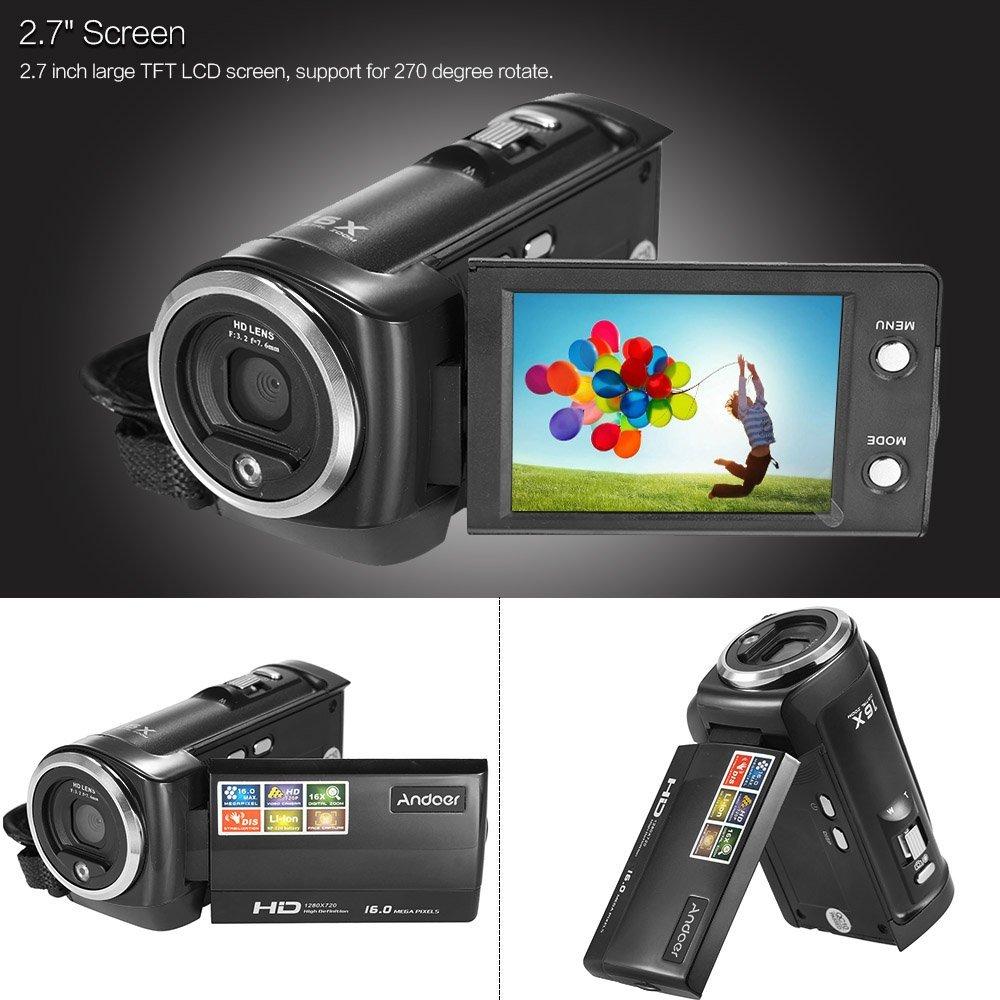 Инструкция пользователя 2,7 tft 12,0 мп hd цифровая видеокамера dv