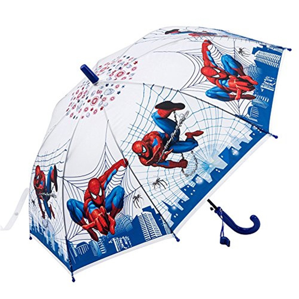 Children's Umbrella Spiderman Umbrella Brolly Sun Rain