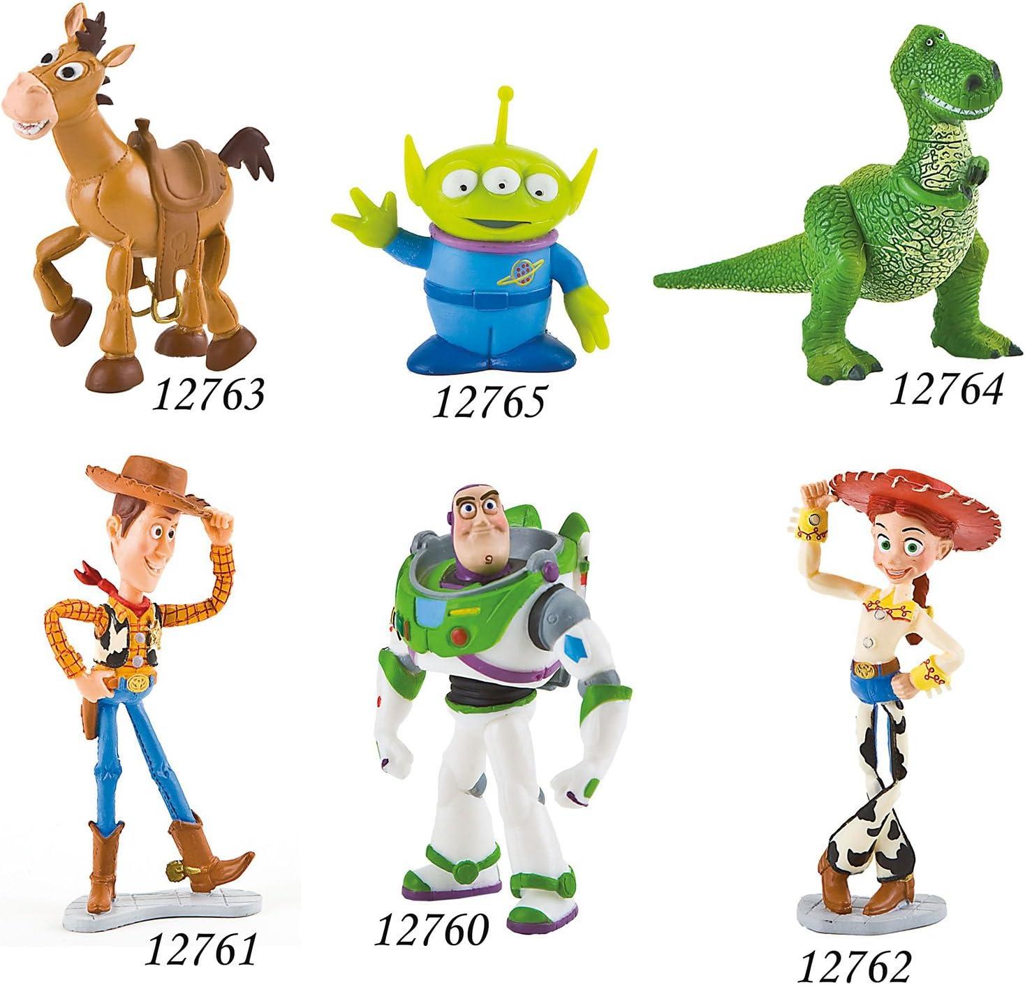 Rex -NEU Bullyland Walt Disney *Toy Story* Figuren Woody Buzz Lightyear Bully