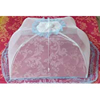 LifeKrafts Baby Bed Portable Folding Crib Mosquito Net Portable Cots Newborn Foldable Crib Bottomless