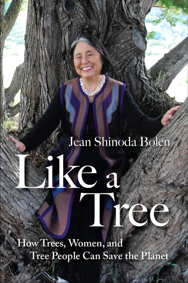 Like a Tree: How Trees, Women, and Tree People Can Save the Planet (Tree  Book, for Fans of Crones Don't Whine and The Hidden Life of Trees): Bolen,  Jean Shinoda: 9781573244886: Amazon.com: