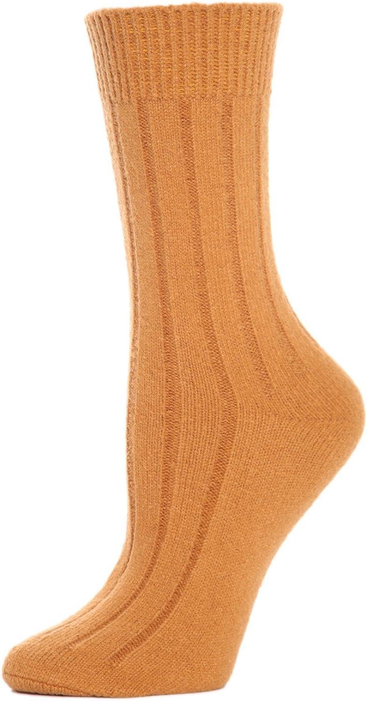 MeMoi Ribbed Lush Boot Socks   Women's Crew Fashion Socks