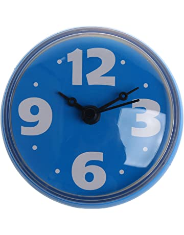 Amazon.fr   Horloges étanches pour salle de bain