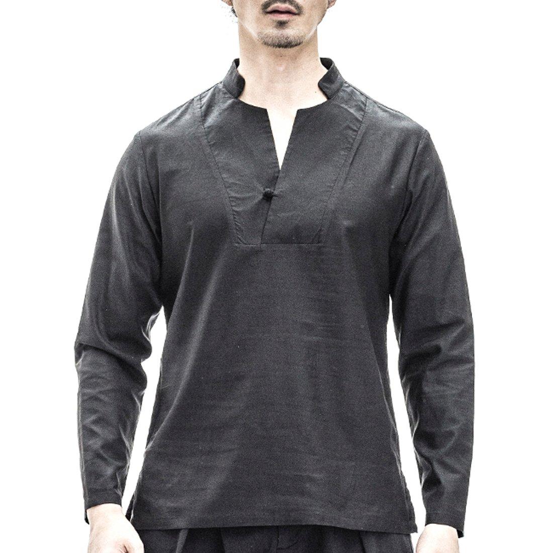 Kung Fu Smith SHIRT メンズ ブラック L