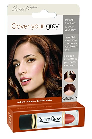 Amazon.com: Cover Your Gray Hair Color Touch-up Stick - Auburn: Beauty