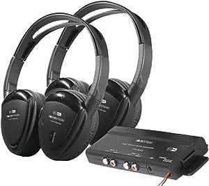 Power Acoustik HP902R Feet POWER ACCOUSTIC 2 SWIVEL 2CH. WIRELESS
