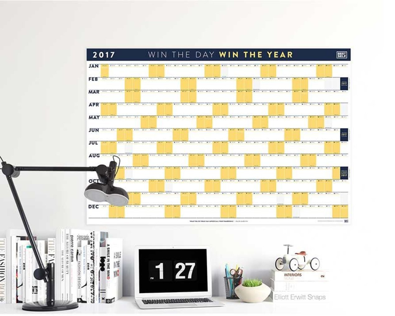 Awesome Decorative Wall Calendars Dry Erase Gallery - The Wall Art ...