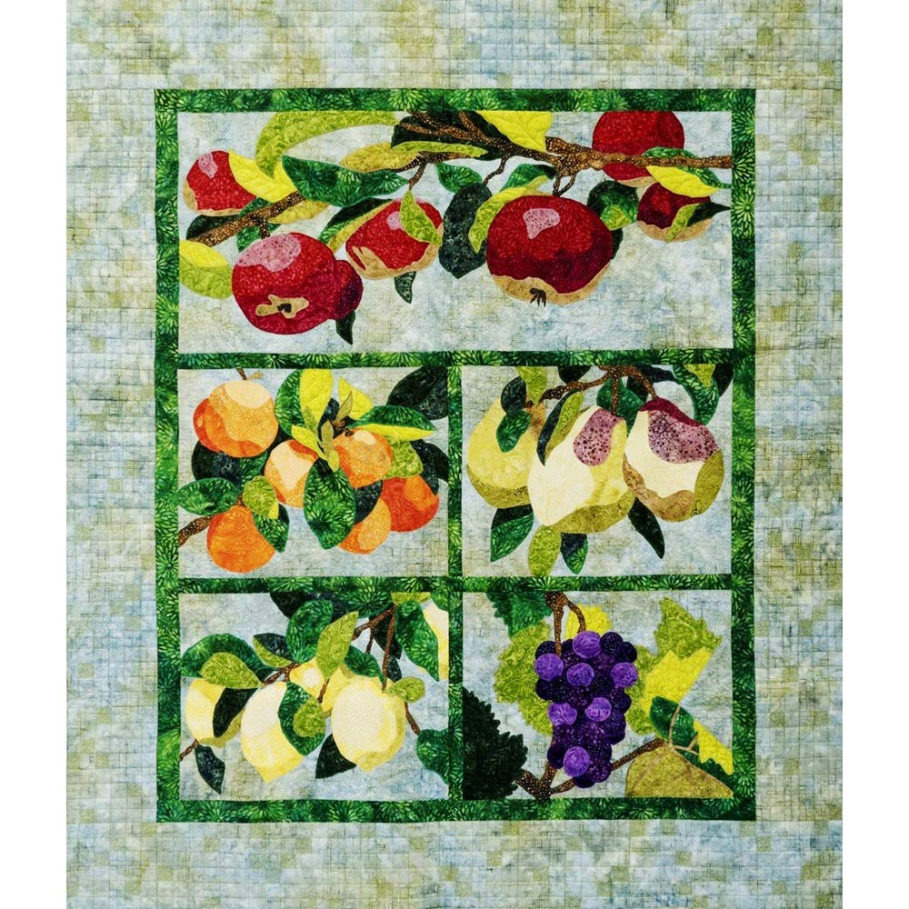 The Orchard Quilt Pattern by Barbara Persing by Barbara Persing