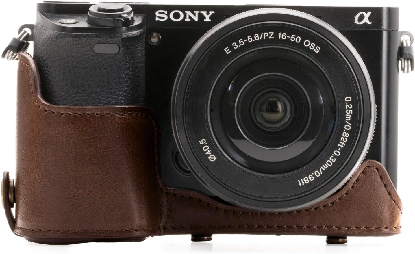 MegaGear MG407 Sony Alpha A6300, A6000 (16-50 mm) Estuche Ever ...