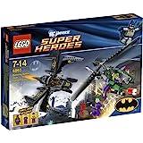 LEGO Super Heroes - El Caza de Batman en la Batalla sobre Gotham City (6863)