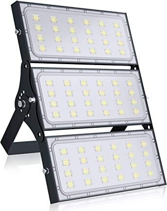 300W Focos LED Exterior, bapro Reflector LED 30000LM Luz Led ...