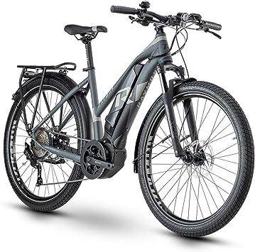 RAYMON Tourray E 6.0 Pedelec E-Bike Trekking bicicleta gris 2020 ...