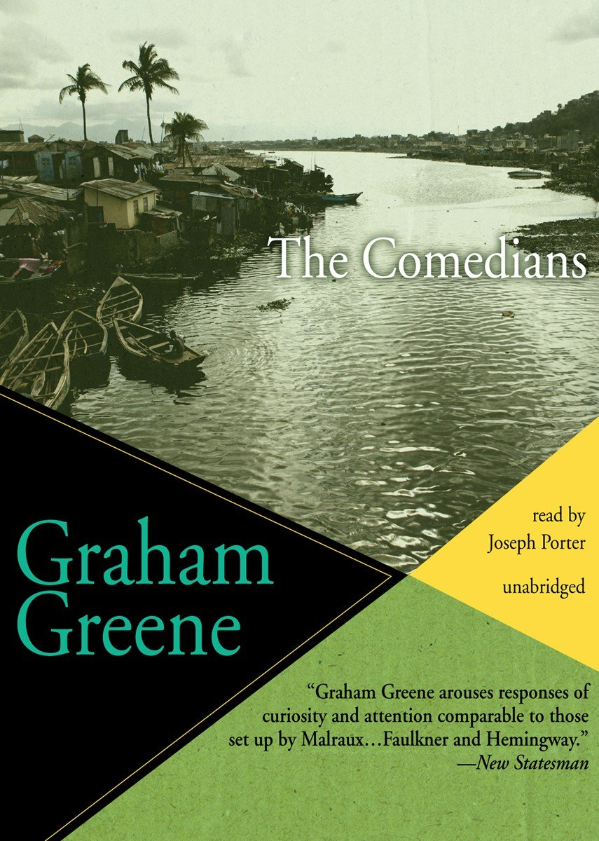 The Comedians, Graham Greene