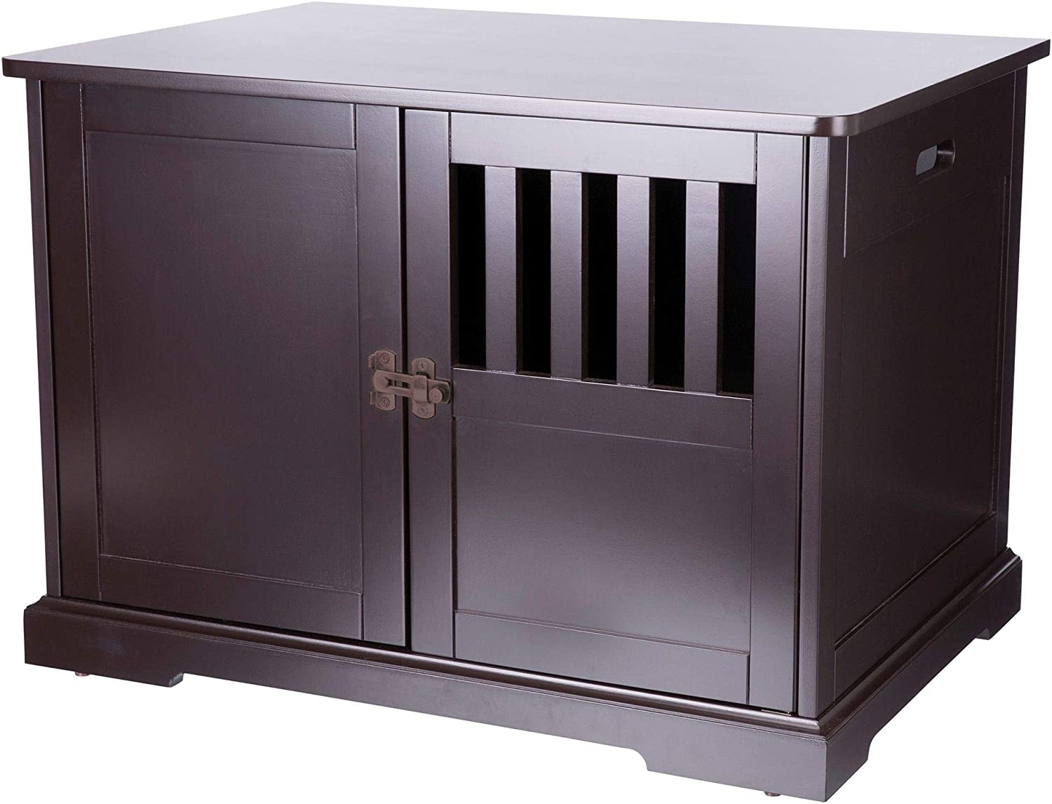 Trixie Pet Products 39524 Wooden Pet Crate/End Table Kennel, M: 75 x 53,3, Brown