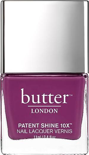 butter LONDON Patent Shine 10X Nail Lacquer Polish, Ace