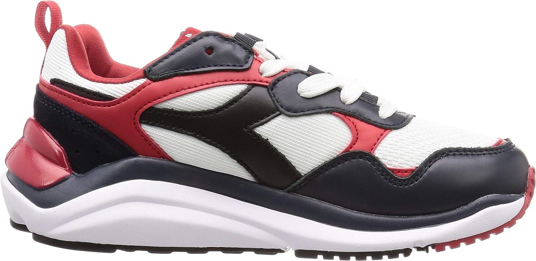 Diadora - Sneakers WHIZZ Run per Uomo C4656 White Blue Denim