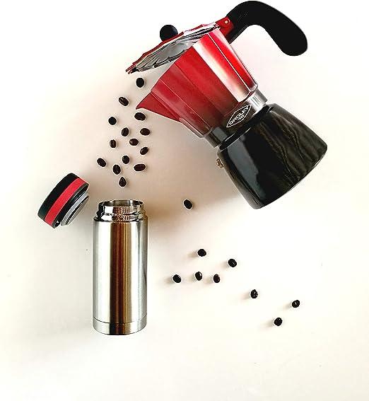 Oroley - Cafetera Italiana Inducción Ecofund Base Acero para Todo tipo de Cocinas, 6+3 Tazas [Clase de Eficiencia Energética A]: Amazon.es: Hogar