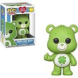 Funko Urso da sorte: Ursos Carinhosos x Pop! Boneco de vinil e 1 pacote de protetor gráfico de plástico PET compatível [#355