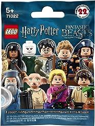 LEGO Minifiguras - Harry Potter™ y Animales Fantásticos (71022), 1 pieza (Modelos aleatorios)