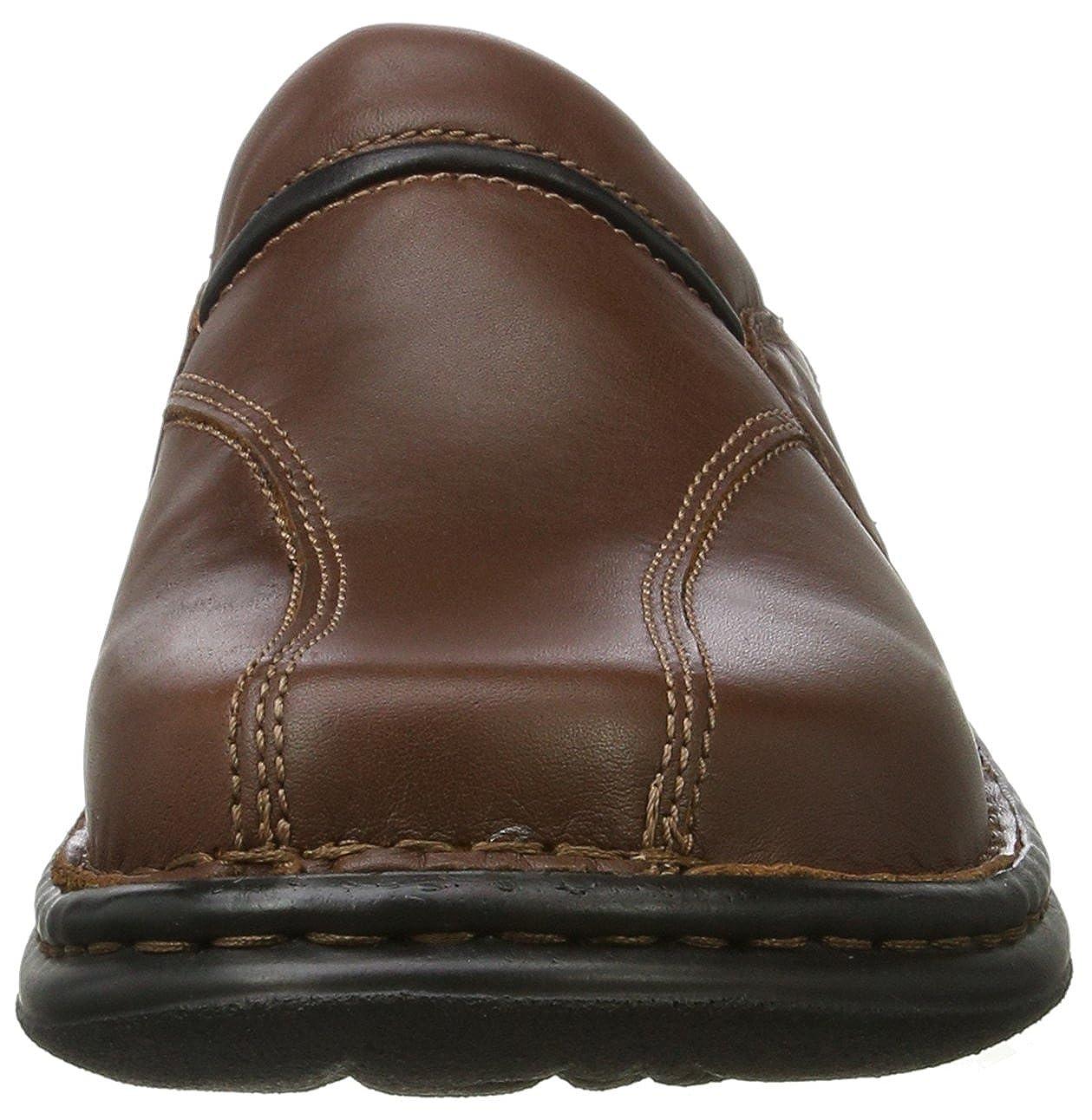 Josef Seibel Klaus Klaus Klaus Herren Clogs   Echtleder-Herrenschuhe für drinnen und draußen   Komfort-Schuhe aus Rindsleder  3fc04e
