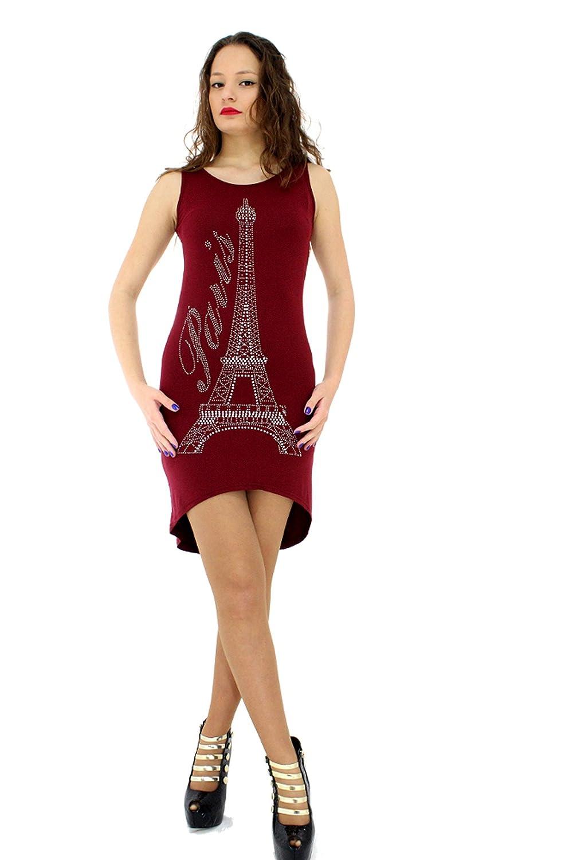 Frauen Damen Kleid Kleider Cocktail Dress Cocktailkleid Damen ...