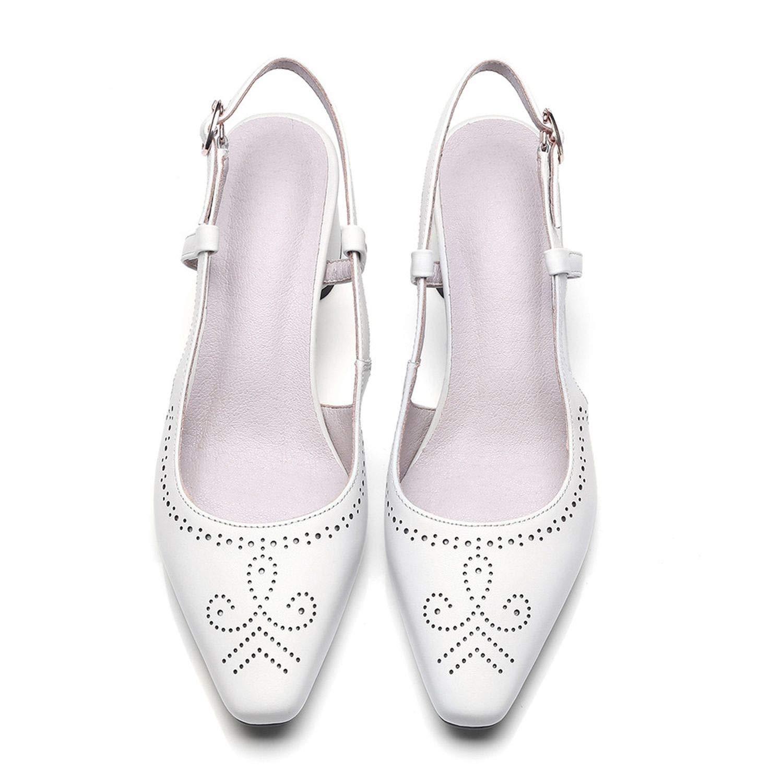 Summer Shoes Simple Buckle Women Sandals Elegant Party Wedding Shoes High Heel Shoes