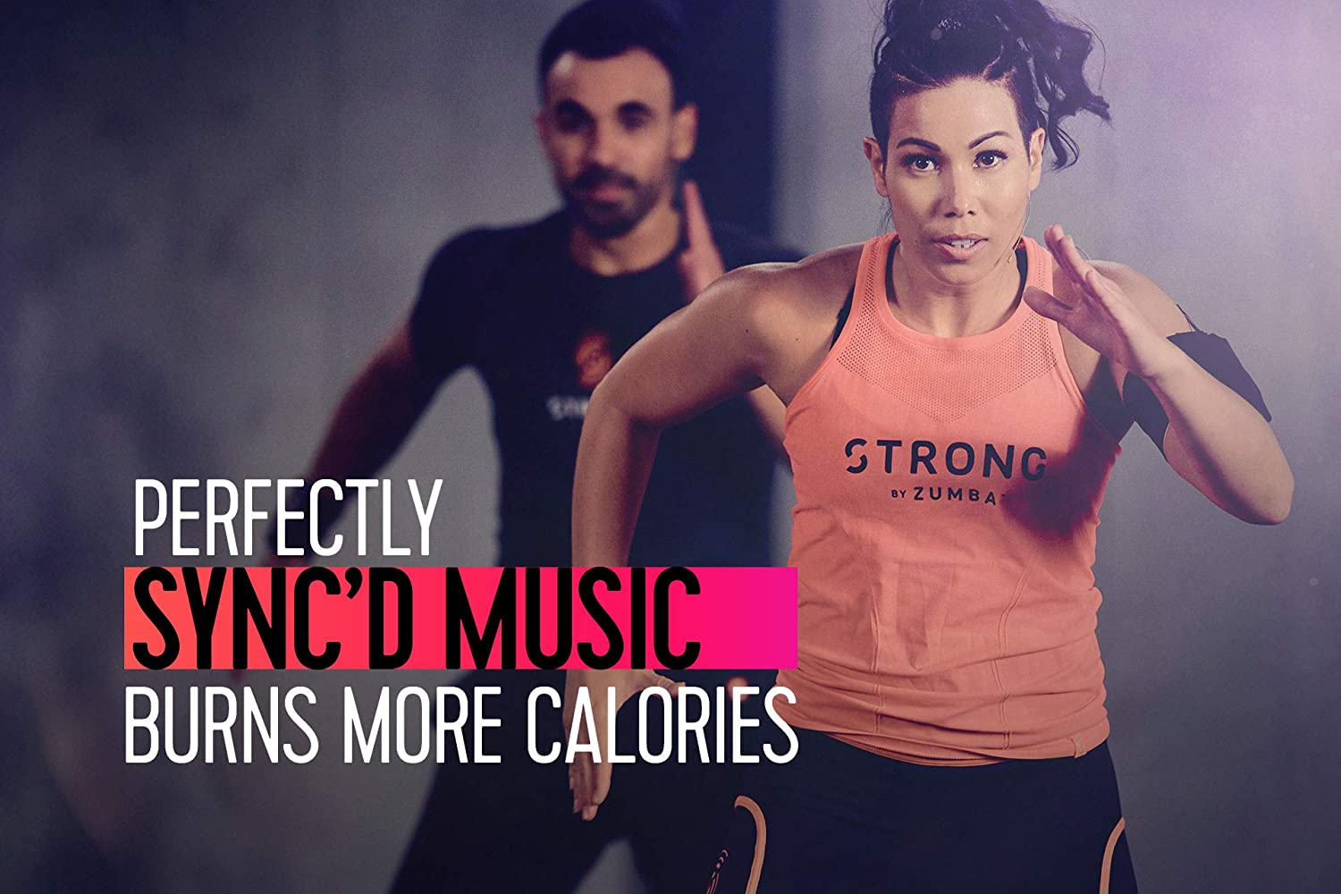 strong by zumba download uk