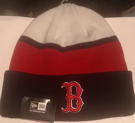 c4fc658d2 Amazon.com : 100% Authentic MLB Boston RedSox ' Winter Block ...