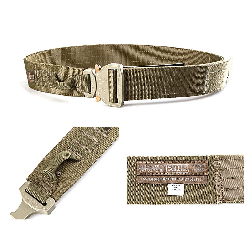 A 5 11 Assault Rappelling Belt Cobra Belt Belt Belt Armed