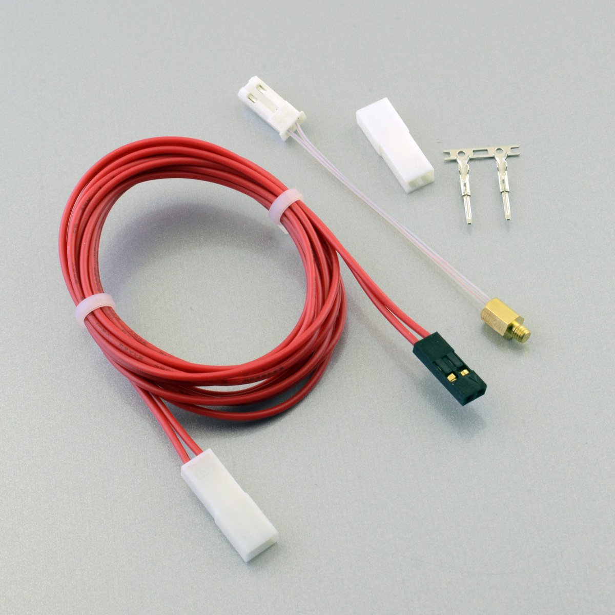 715CbGbnSVL._SL1200_ amazon com m3 stud thermistor cable for reprap 3d printer  at eliteediting.co