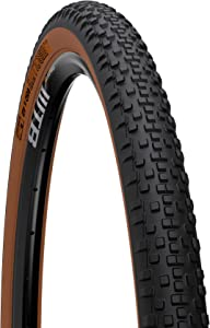 WTB Resolute 650 x 42 TCS - Tubeless Compatible System Light Fast Rolling tire Tanwall