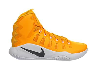 d16c1a82329e Image Unavailable. Image not available for. Color  Nike Hyperdunk 2016  Men s Mesh Hightop Basketball Trainer Shoes Yellow Size 18