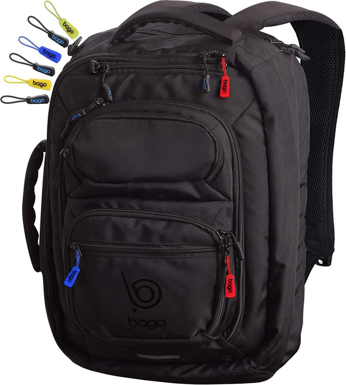 Laptop Backpack for Men - Computer Bag for Traveling, Business, Work, Commuter