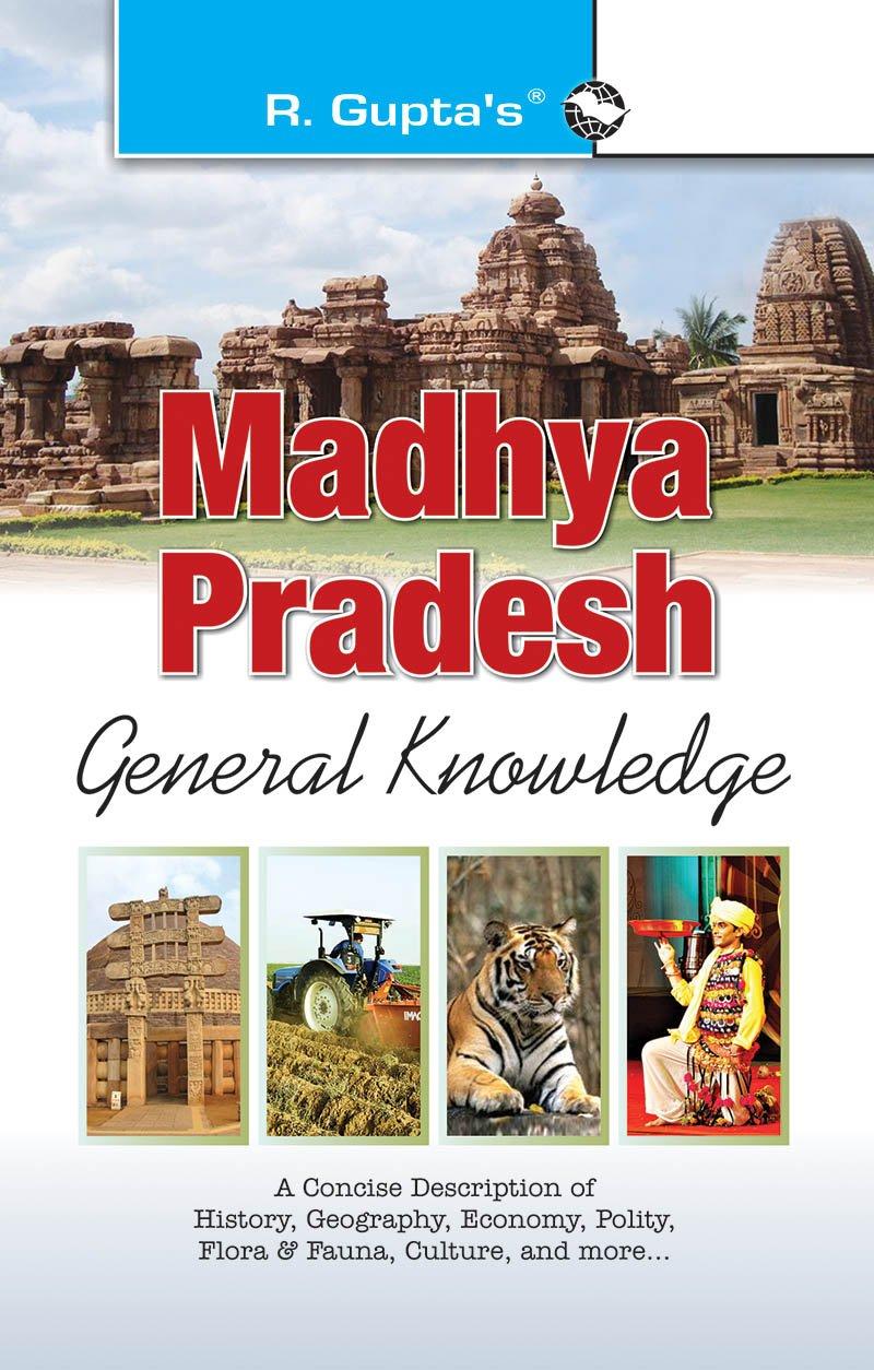 Madhya Pradesh General Knowledge pdf epub