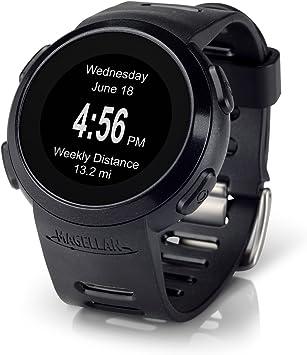 Magellan Echo - Reloj deportivo, color negro: Amazon.es: Electrónica