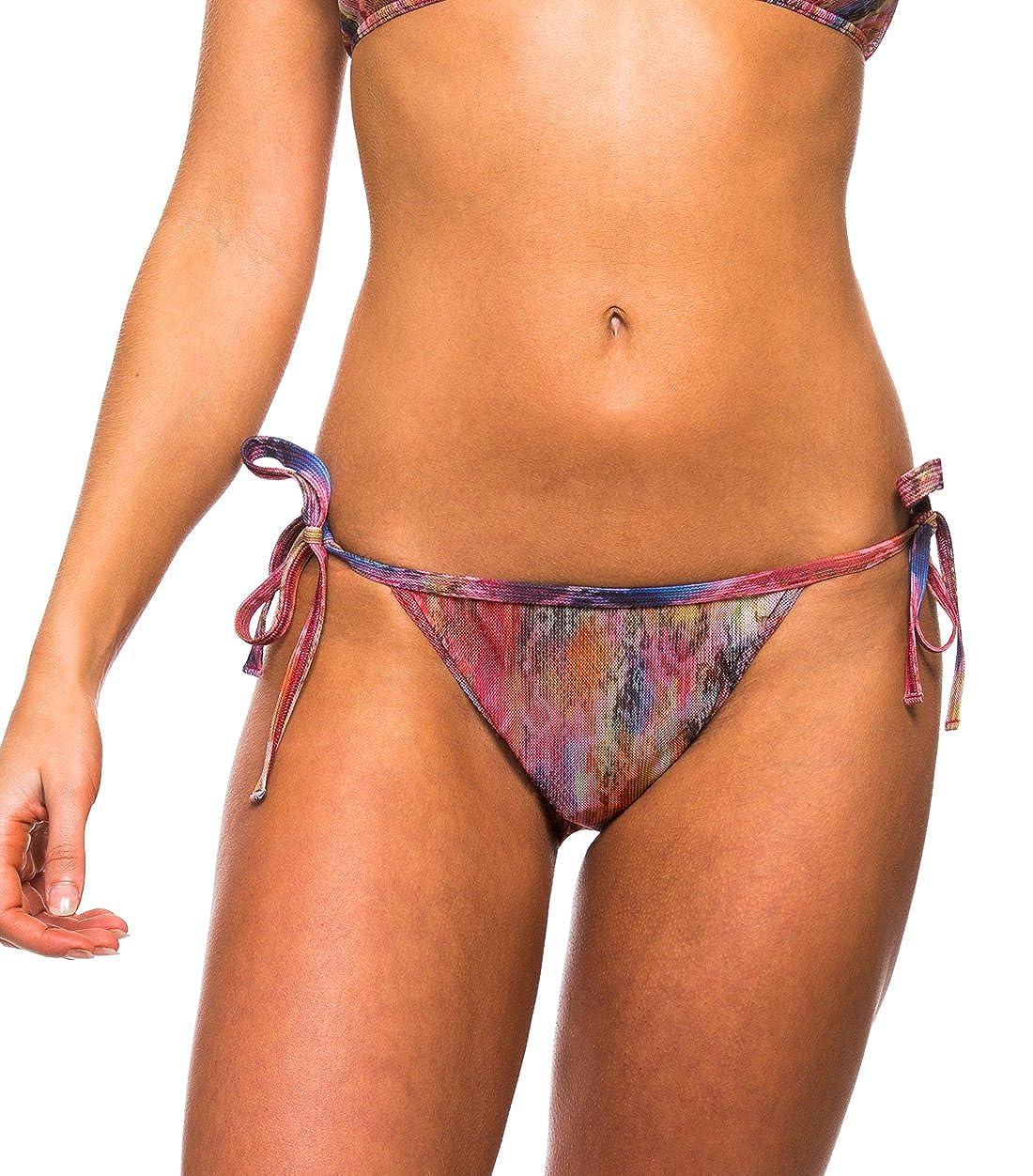 Kiniki Atino Tanga de bikini à serrage latéral