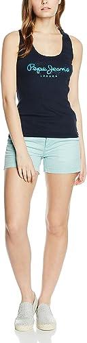 Pepe Jeans Damska Mia Skinny Jeans: Odzież