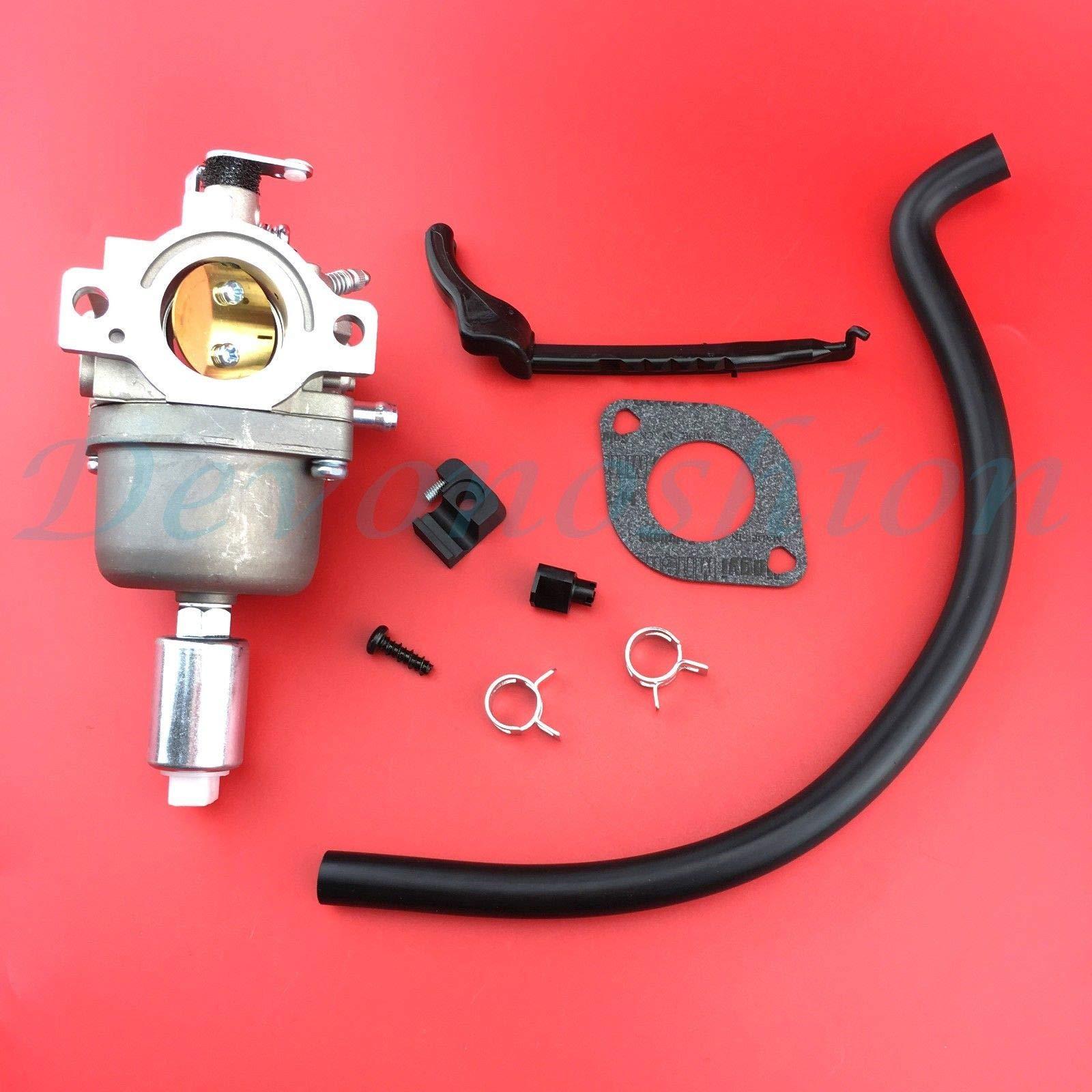 FidgetKute Carburetor Carb for Briggs & Stratton Intek 697141 697190 698445 791888 793224 by FidgetKute