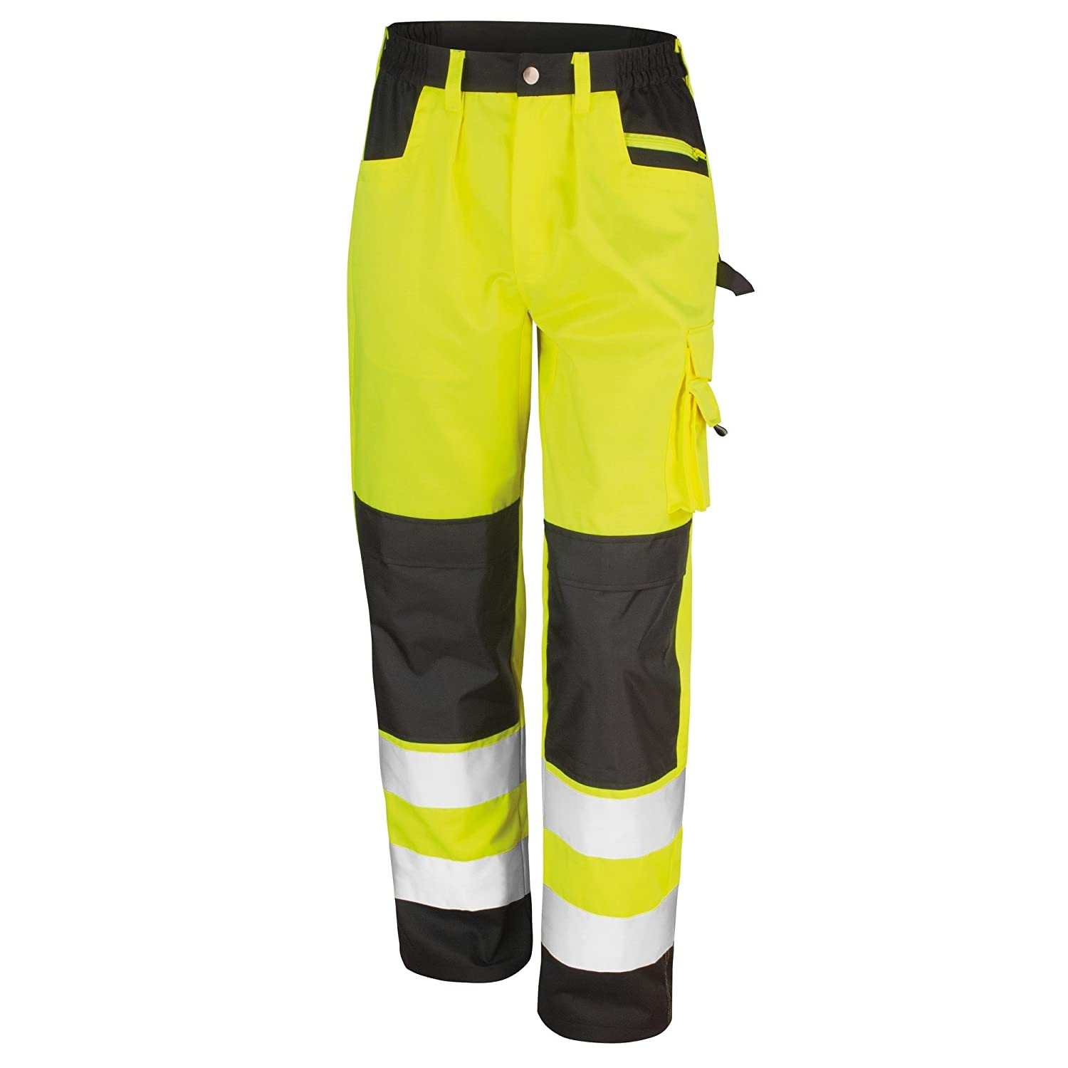 Result PANTS レディース メンズ イエロー(Hi-Vis Yellow) 5L  B072191YGV
