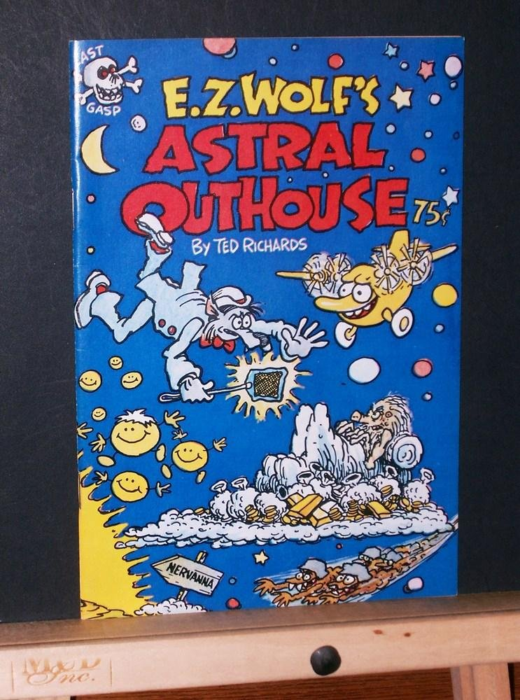 E. Z. Wolf's Astral Outhouse, Richards, Ted