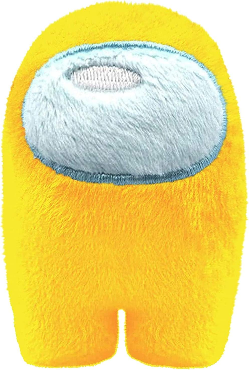 KKPOT Among Us Plush Toys Among Us Merch Soft Plushie Doll Gifts for Game Fans 3.9 inch Red+Blue