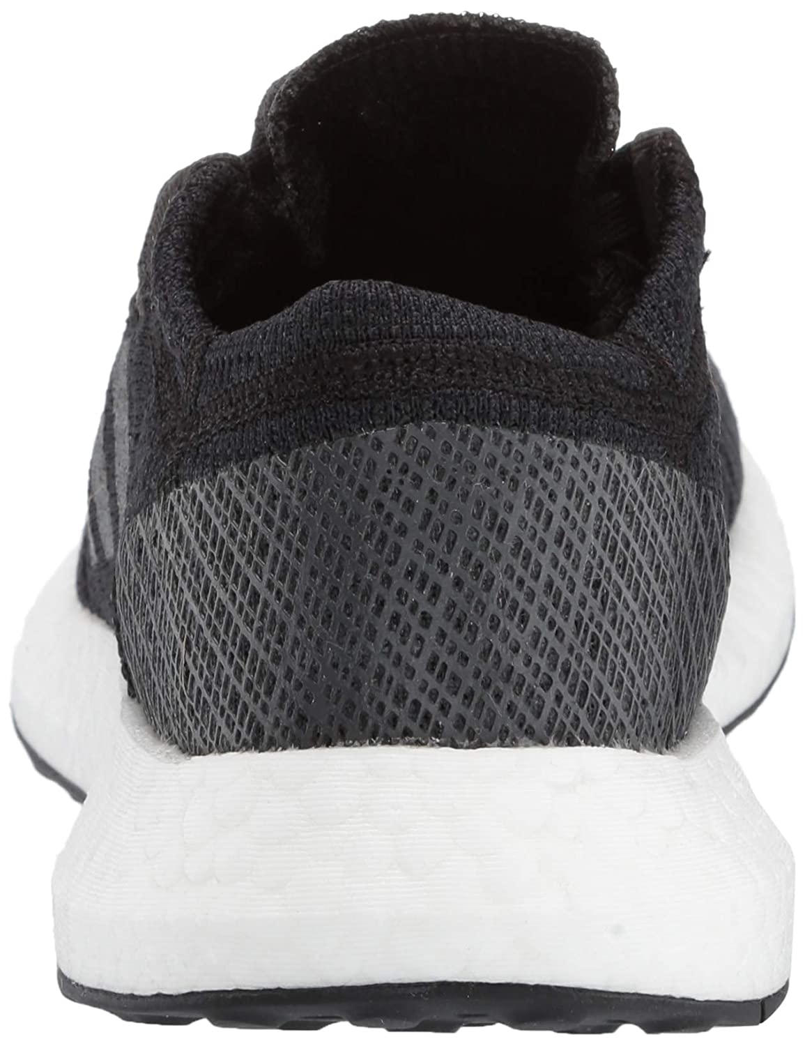 adidas Baby Pure Boost Go Running Shoe 10K M US Little Kid Black//Grey//Carbon