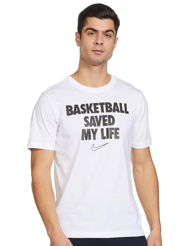 Nike Men's Printed Regular fit T-Shirt