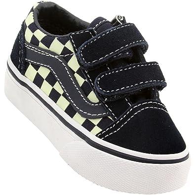 f08eca5d9c Amazon.com  Vans Kids  Old Skool V (Infant Toddler)  Shoes