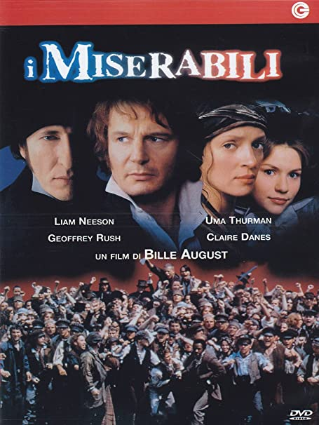 Amazon Com I Miserabili 1999 Claire Danes Geoffrey Rush Bille August Movies Tv