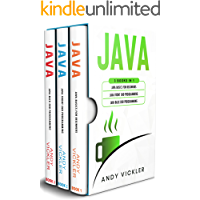 Java: 3 books in 1 : Java Basics for Beginners + Java Front End Programming + Java Back End Programming (English Edition…